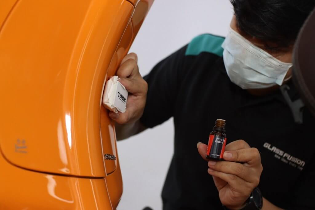 Coating mobil terbaik Jakarta