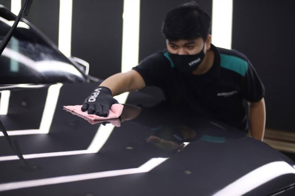 VPRO coating mobil terbaik Jakarta